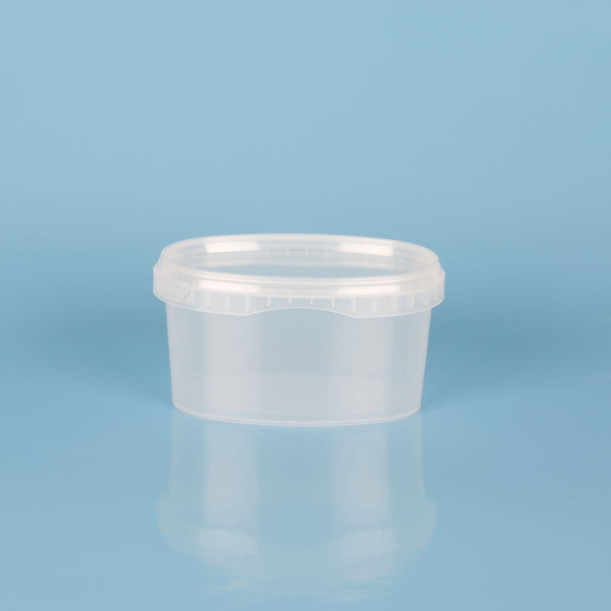 Vaschetta in plastica per gelato – Codice resaplast 007014