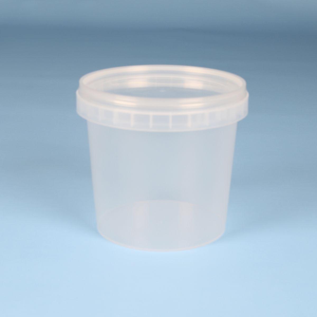 Barattolo in polipropilene per alimenti – Cod. 008020