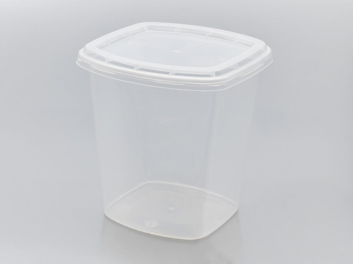 fondo barattolo con coperchio 0,5 litri